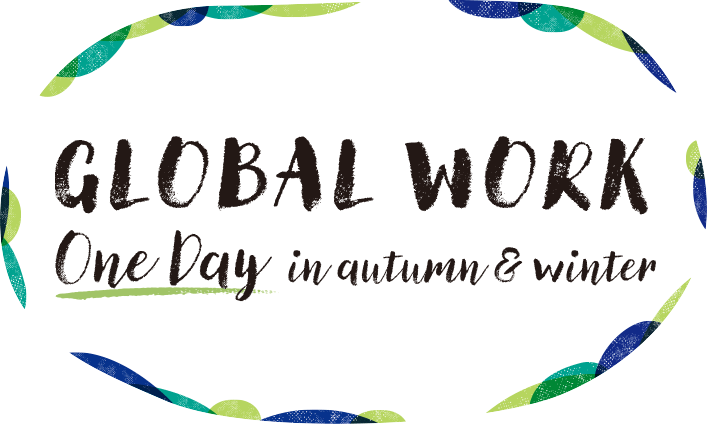 GLOBAL WORK One Day in autumn & winter